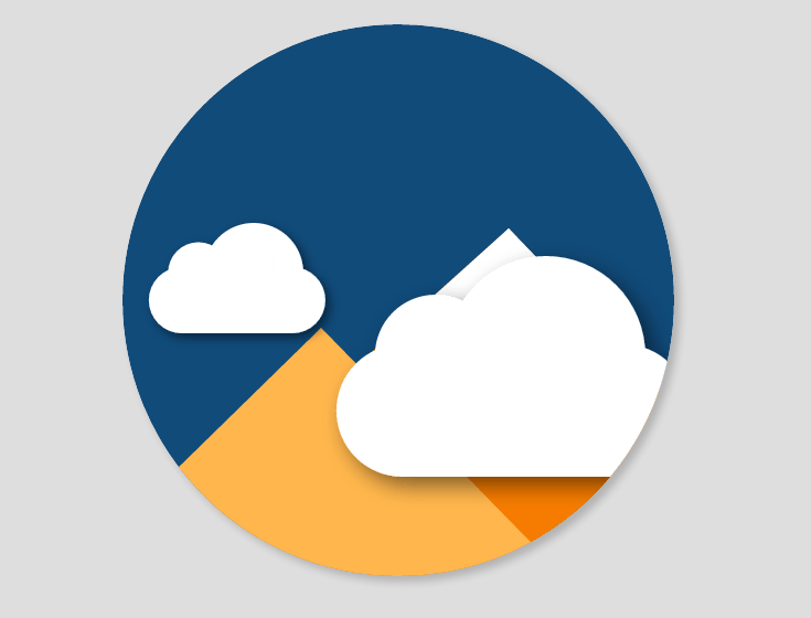 SVG Snowglobe Animation